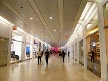Интерьер всемирного торгового центра Стоковая Фотография RF