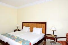 Интерьер квартиры в роскошной гостинице Стоковая Фотография