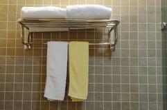 интерьер гостиницы ванной комнаты Стоковые Фото