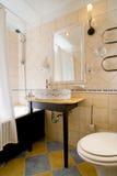 интерьер гостиницы ванной комнаты Стоковые Фотографии RF