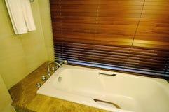 интерьер гостиницы 2 ванных комнат Стоковые Изображения RF