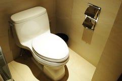 интерьер гостиницы 4 ванных комнат Стоковые Фотографии RF