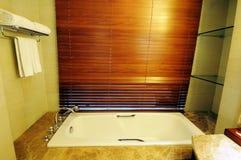 интерьер гостиницы 5 ванных комнат Стоковая Фотография