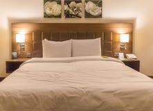 Интерьер гостиницы Стоковое Изображение RF