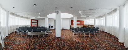 Интерьер гостиницы Стоковое фото RF