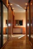 интерьер залы Стоковое Изображение RF