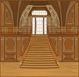 Интерьер замка Стоковая Фотография RF