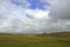 Интерьер Исландии Стоковые Изображения RF