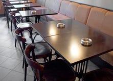 интерьер кафа Стоковое фото RF