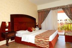 Интерьер квартиры в роскошной гостинице Стоковые Фото