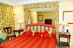 Интерьер квартиры в роскошной гостинице Стоковая Фотография RF