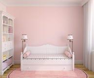 Интерьер комнаты малыша. Стоковые Фотографии RF