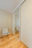 Интерьер комнаты шкафа Стоковое Изображение