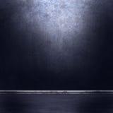 Интерьер комнаты Grunge пустой Стоковые Изображения