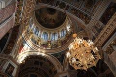 интерьер купола стоковые фотографии rf