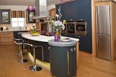 Интерьер кухни Стоковое фото RF