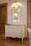 Интерьер классической комнаты стиля Стоковое фото RF