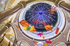 Интерьер Лас-Вегас Palazzo Стоковые Фотографии RF