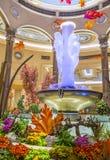 Интерьер Лас-Вегас Palazzo Стоковое Фото