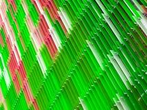 интерьер листа пластической массы на основе акриловых смол, отправляет СМС дизайн a на 60 градусах, мхе Стоковая Фотография
