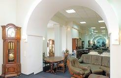 Интерьер мебели стоковые фотографии rf