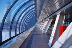 интерьер моста Стоковое Фото