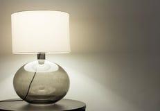Интерьер, настольная лампа Стоковая Фотография RF
