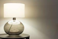 Интерьер, настольная лампа Стоковое Изображение RF