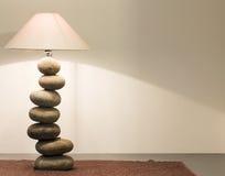 Интерьер, настольная лампа Стоковое фото RF