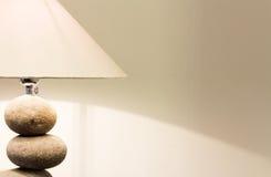 Интерьер, настольная лампа Стоковое Изображение