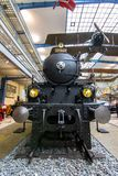 Интерьер национального технического музея в Праге На над 100 лет обширный co Стоковые Изображения RF