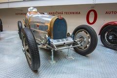 Интерьер национального технического музея в Праге На над 100 лет обширный co Стоковые Изображения
