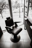интерьер парикмахерской винтажный Стоковые Фото