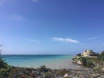 Интерьер пляжа House Стоковые Изображения RF