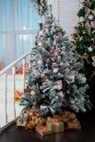Интерьер рождества Стоковые Фото