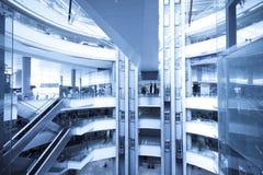 Интерьер самомоднейшее архитектурноакустического Стоковые Изображения RF