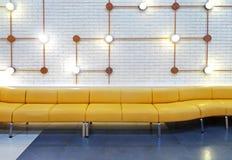 Интерьер самомоднейшей комнаты стоковое фото rf