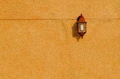 Интерьер светильника год сбора винограда с космосом экземпляра стоковое изображение