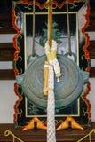 Интерьер синтоистской святыни в Аките, Японии Стоковые Фото