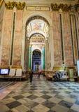 Интерьер собора Исаак Святого Стоковое фото RF