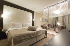 Интерьер современной квартиры Стоковое Изображение
