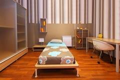 Интерьер спальни ребенка Стоковое фото RF