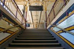 Интерьер станции улицы щепок Мельбурн, Австралия Стоковые Фото
