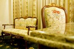 интерьер стула Стоковые Фотографии RF