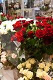 Интерьер цветочного магазина Стоковые Изображения