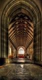 интерьер церков Стоковые Изображения RF