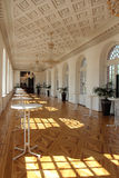 Интерьер дворца Biebrich Стоковое Изображение