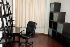 Интерьер домашнего офиса Стоковое Фото