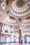 Интерьер 02 мечети Manavgat Стоковые Фото