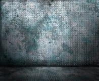 интерьер grunge промышленный Стоковая Фотография